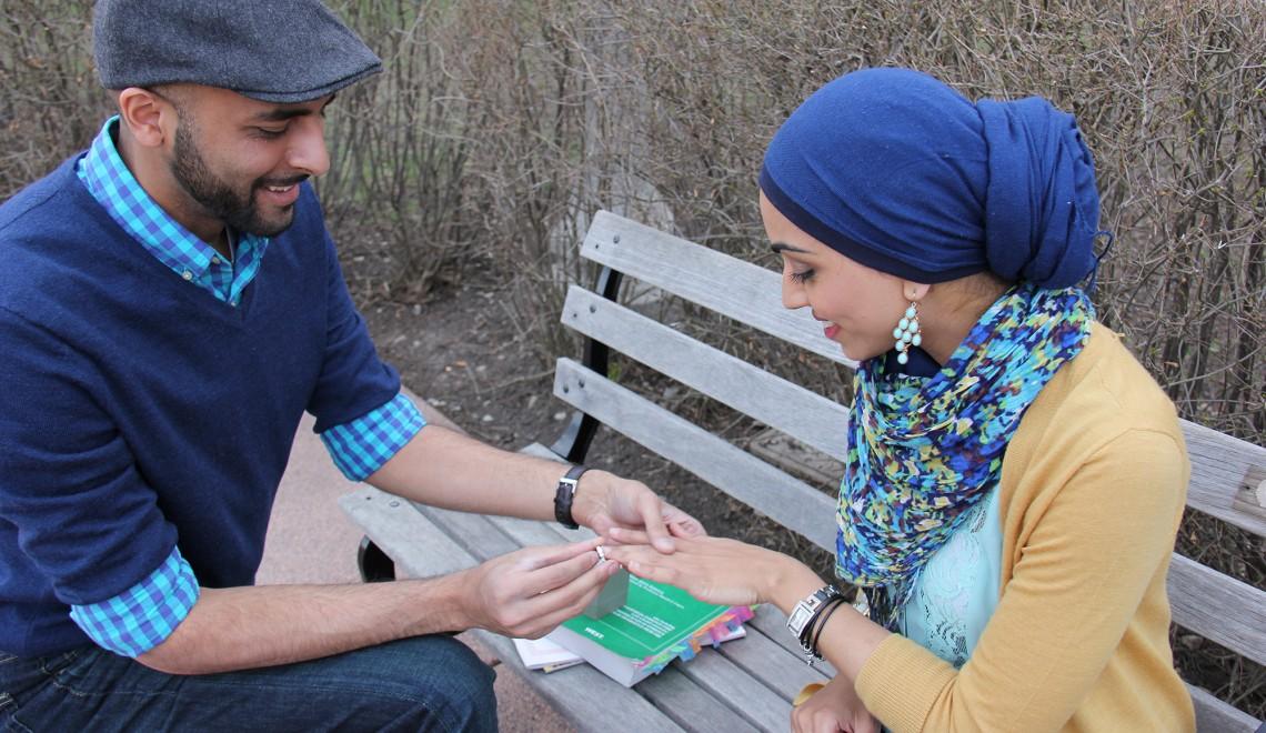 İslami evliliğin güzelliğinde yaşamak